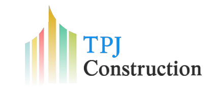 TPJ CONSTRUCTION Logo